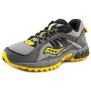 Saucony Excursion Youth Round Toe Synthetic Tennis Shoe