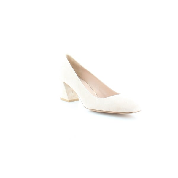 Stuart Weitzman Mary Mid Women's Heels Bisque