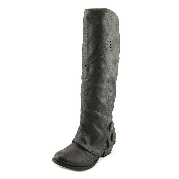 Not Rated Blanchee Women Charcoal Boots