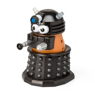 Doctor Who Mr. Potato Head PopTater: Black Dalek Sec