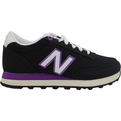 New Balance WL501SBV Black/Purple-White WL501SBV Women's
