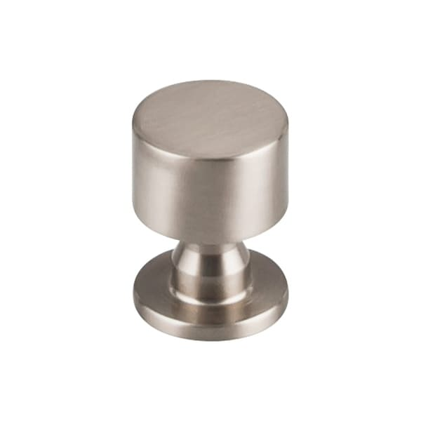 Top Knobs TK820 Lily 1 Inch Diameter Mushroom Cabinet Knob from the Serene Collection