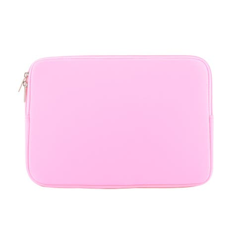 13.3 Shockproof Notebook Laptop Sleeve Bag for Macbook Pink