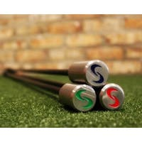 SuperSpeed Golf Men's Golf Swing Training System 3 Piece Club Set Super Speed