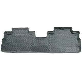 Husky Classic 2001-2006, 2008 Mazda Tribute 2nd Row Grey Rear Floor Mats/Liners