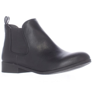 AR35 Desyre Chelsea Ankle Boots - Black