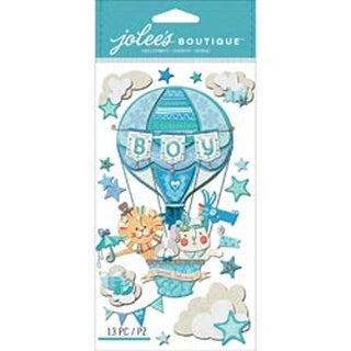 Baby Boy - Special Delivery - Jolee's Boutique Dimensional Stickers