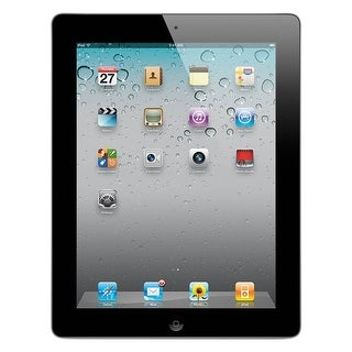 Refurbished iPad 3rd Generation MC705LL/A (Wi-Fi) 16GB Black