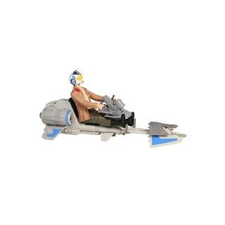 Star Wars Episode 7 Speeder Bike with Poe Dameron Figure