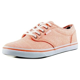 Vans Atwood (Oxford) Round Toe Canvas Skate Shoe