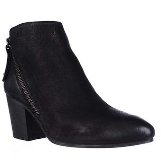 Steve Madden Jaydun Pointed Toe Ankle Boots, Black