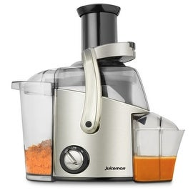 Juiceman Jr. 2-speed Brushed Metal Juicer