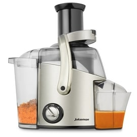 Salton Juiceman Jr. 2-speed Brushed Metal Juicer