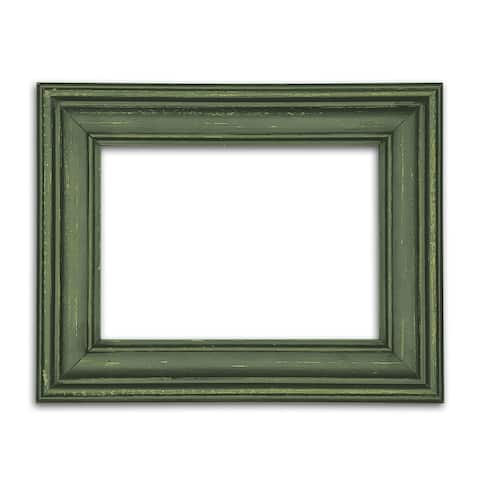 """Classic Edition 1.5"""" Thick Fern Green Frame Collection"""