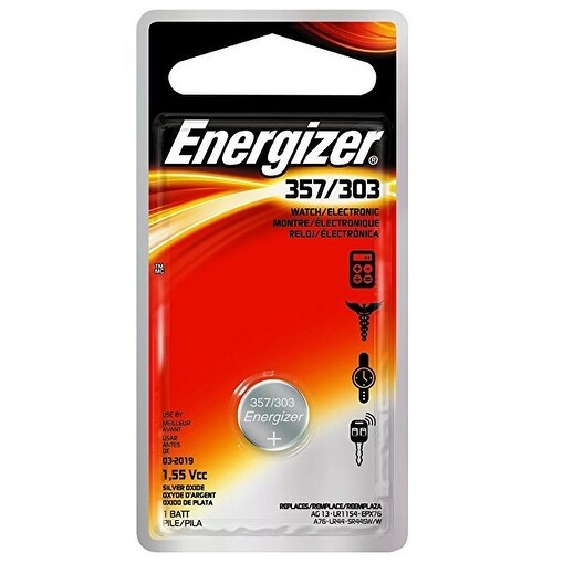 Energizer-Batteries - 357Bpz