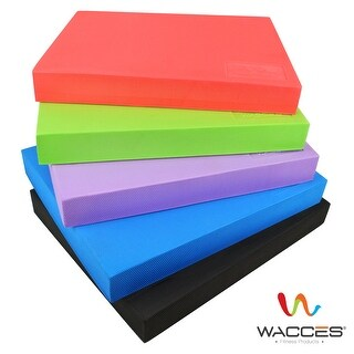 Wacces Balance Pad XL Stability Training Cushion Stabilizer Fitness