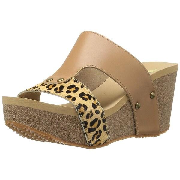 Volatile Women's Charlee Wedge Sandal - 7