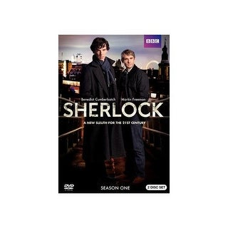 SHERLOCK-SEASON 1 (DVD/FF-4X3/2 DISC)
