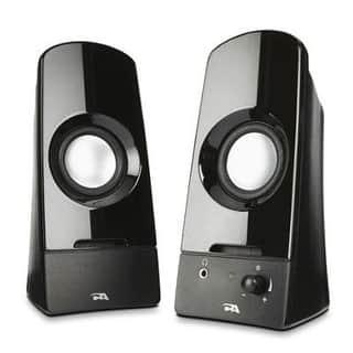 Cyber Acoustics 2.0 Desktop Multimedia Computer Curve Speaker System (Ca-2050) https://ak1.ostkcdn.com/images/products/is/images/direct/1f1a35fc31eec9d64a3f117bc26131acae98c426/Cyber-Acoustics-2.0-Desktop-Multimedia-Computer-Curve-Speaker-System-%28Ca-2050%29.jpg?impolicy=medium