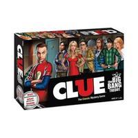 CLUE : The Big Bang Theory - multi
