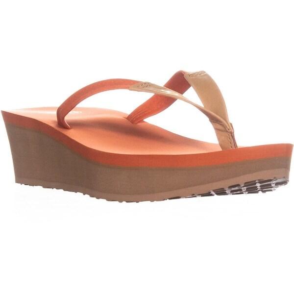 16cd71689f82 Shop UGG Australia Ruby Wedge Flip Flop Sandals