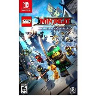 The Lego Ninjago Movie - Nintendo Switch