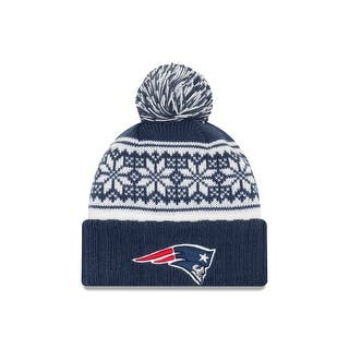 New England Patriots Snowy Pom Women's Beanie https://ak1.ostkcdn.com/images/products/is/images/direct/1f1cb7c48e28ca04f9bfc323a27d67a481c7c9f1/New-England-Patriots-Snowy-Pom-Women%27s-Beanie.jpg?impolicy=medium