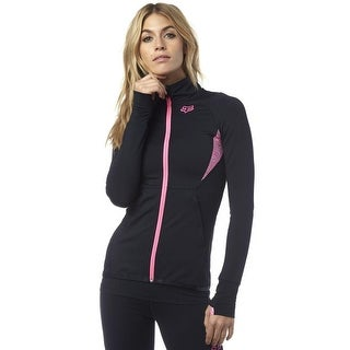 Fox 2016/17 Women's Phoenix Track Jacket - Black