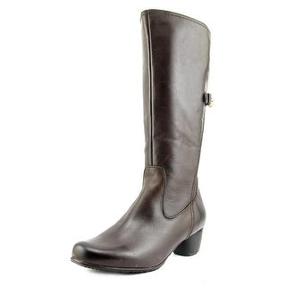Blondo Acia WW Round Toe Leather Hunting Boot