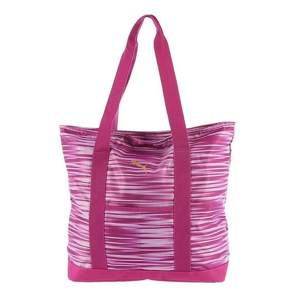 c059abbbbc08 Shop PUMA Evercat Cambridge Tote Accessory - Pink - One size - Free  Shipping On Orders Over  45 - Overstock.com - 26268037