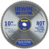 """Irwin 4935561 Circular Saw Blade, 10"""" x 30 Teeth"""