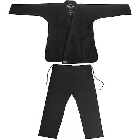 Tatami Fightwear Signature Classic BJJ Gi - Black