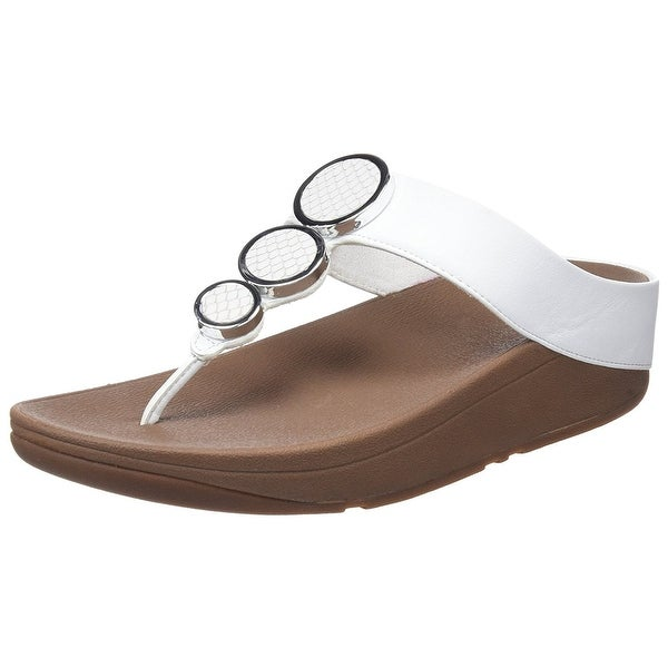 FitFlop Women's Halo Toe Thong Sandal