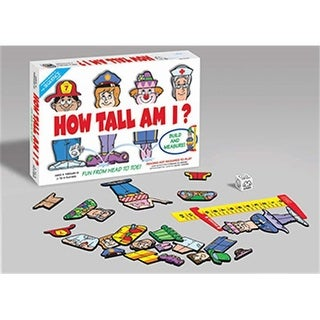 Jax Ltd Inc. JAX5010 How Tall Am I