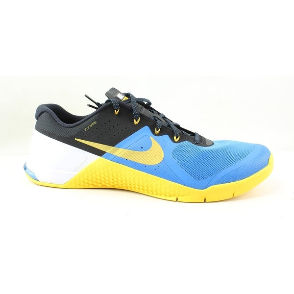 873d98b82 Shop Nike Mens Metcon Blue Running Shoes Size 15 - Free Shipping ...