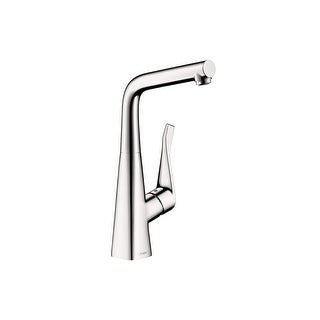 Hansgrohe 4509 Metris Bar Faucet with Quick Clean Aerator - Includes Lifetime Warranty