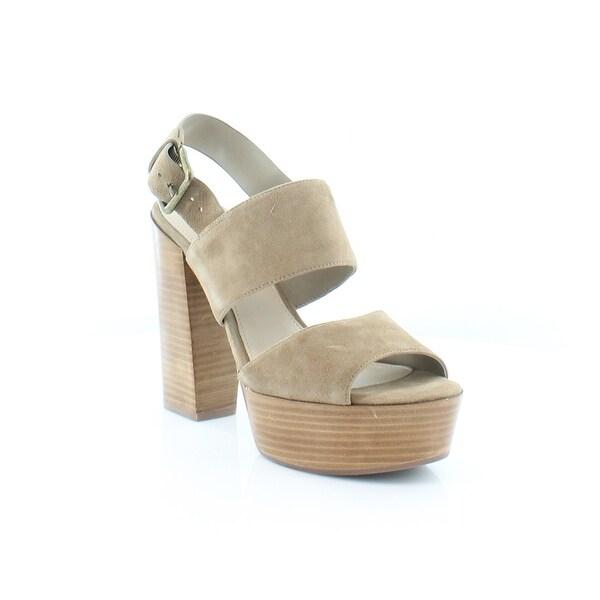 Aldo Maximoa Women's Heels Taupe