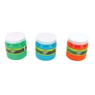Sax True Flow Non-Toxic Mural Paint, 33.8 oz Plastic Container, Turquoise