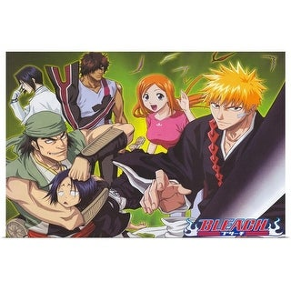 Poster Print entitled Bleach (2004)