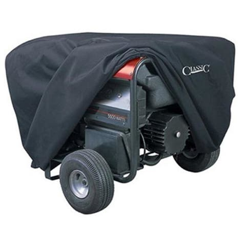 Classic Accessories 79547 Generator Cover - Black -XLarge