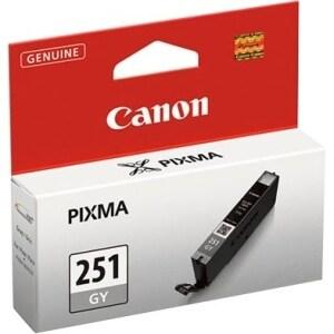 Canon CLI-251 Ink - Gray - grey