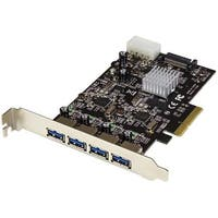 4-Port USB 3.1 10Gbps Card - 4x USB-A with Two Dedicated Channels