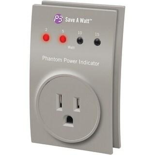 Save A Watt Phantom Power Indicator