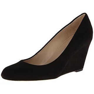 Via Spiga Womens Darby Suede Dress Wedge Heels - 5.5 medium (b,m)