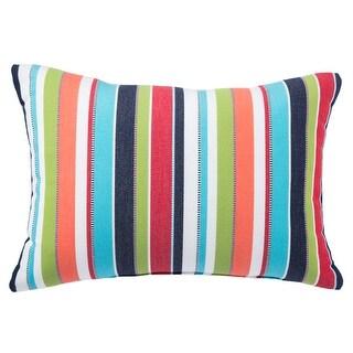 Eve Indoor Outdoor Solid Throw Pillow