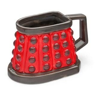 Doctor Who Dalek 3D Mug (Red Base) - Multi