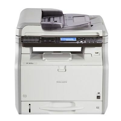 Ricoh Corp. - 407305 - Ricoh Sp 3610Sf B W Mf Print