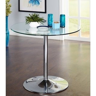 Link to Carson Carrington Klemens Round Dining Table Similar Items in Home Office Furniture