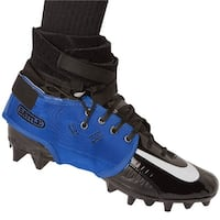 Battle Sports Science XFAST Over the Cleat Ankle Support System - Blue