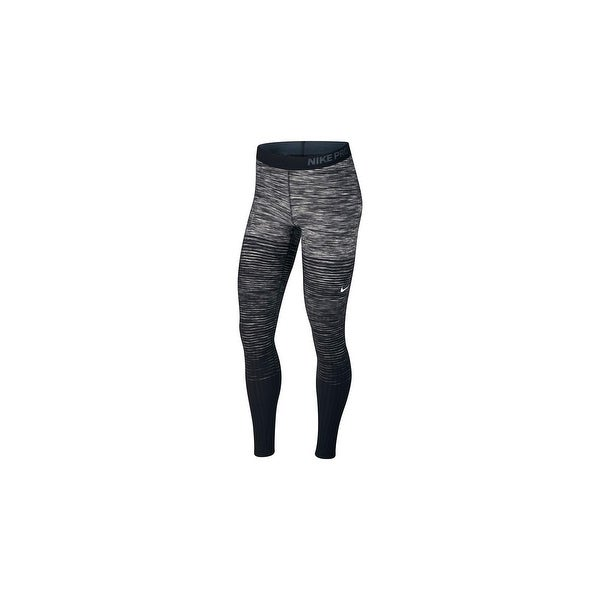 b9adebbb58826 Shop Nike Pro Womens Hyperwarm Athletic Leggings Printed Training ...
